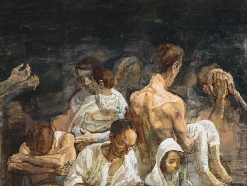 Exodus, arte per credere