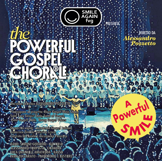 The powerful Gospel Chorale
