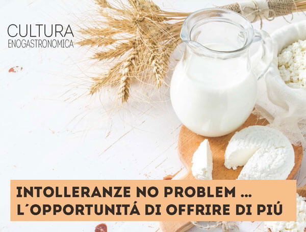 Lattosio e Intolleranze… no problem!