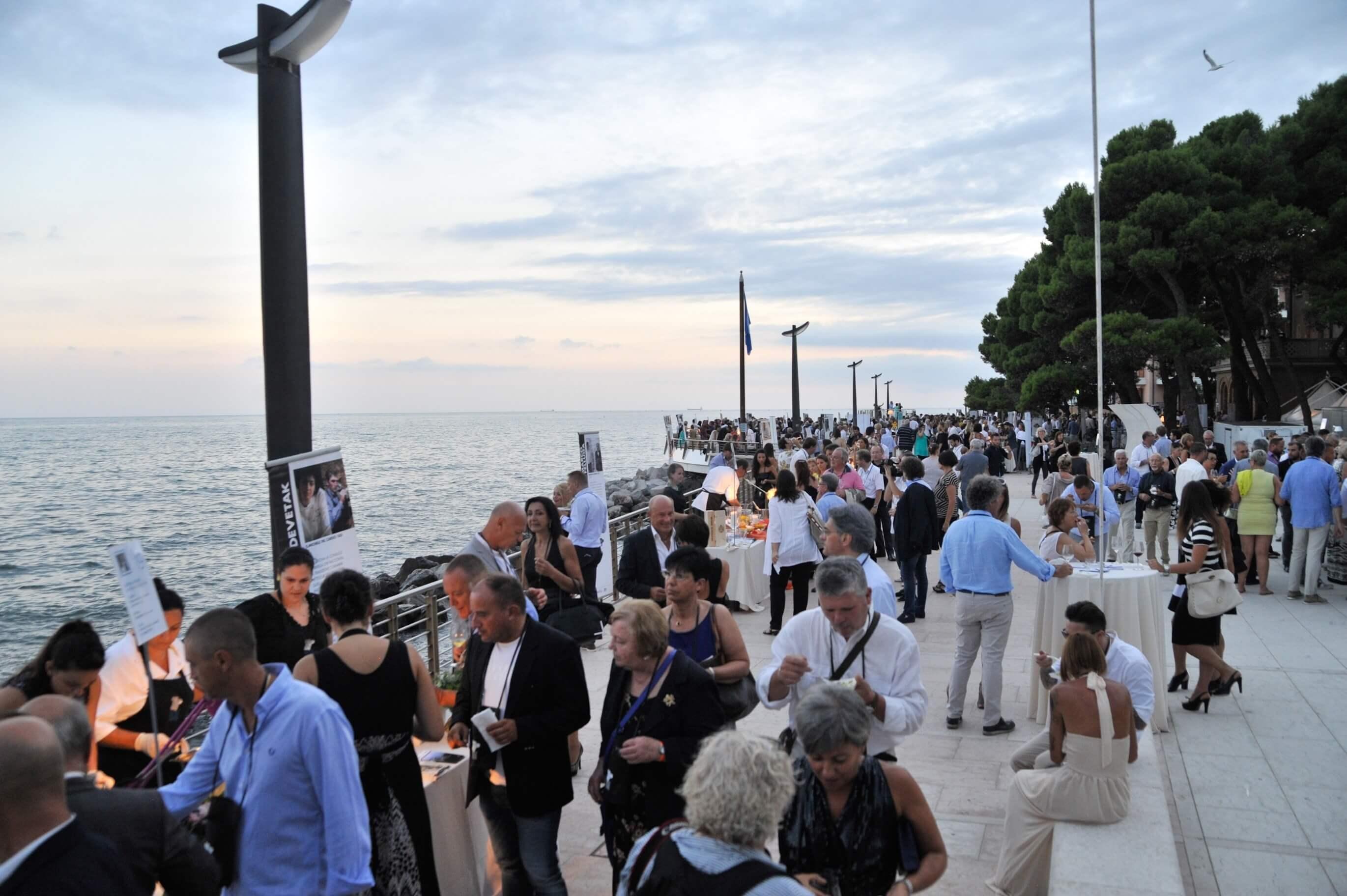 24 e 25 luglio: Duplice appuntamento a Grado con le Cene spettacolo di Friuli Venezia Giulia Via dei Sapori