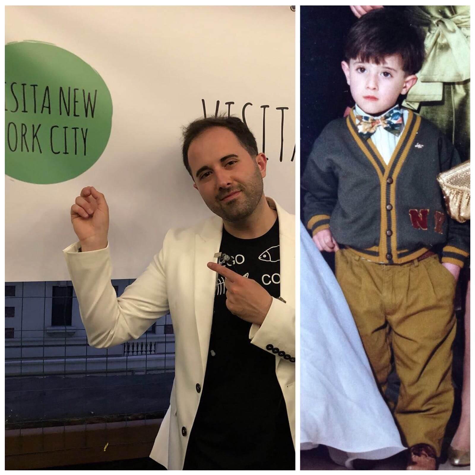 Visita New York City progetto della Start Up Italo-Americana  BRIDGE 41