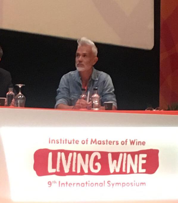 Marco Simonit alla corte dei Masters of Wine
