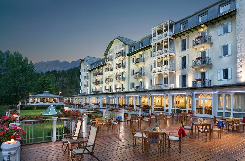 """""""Spazio al talento"""": il Cristallo Resort & Spa di Cortina partner ed epicentro del nuovo format culturale estivo"""