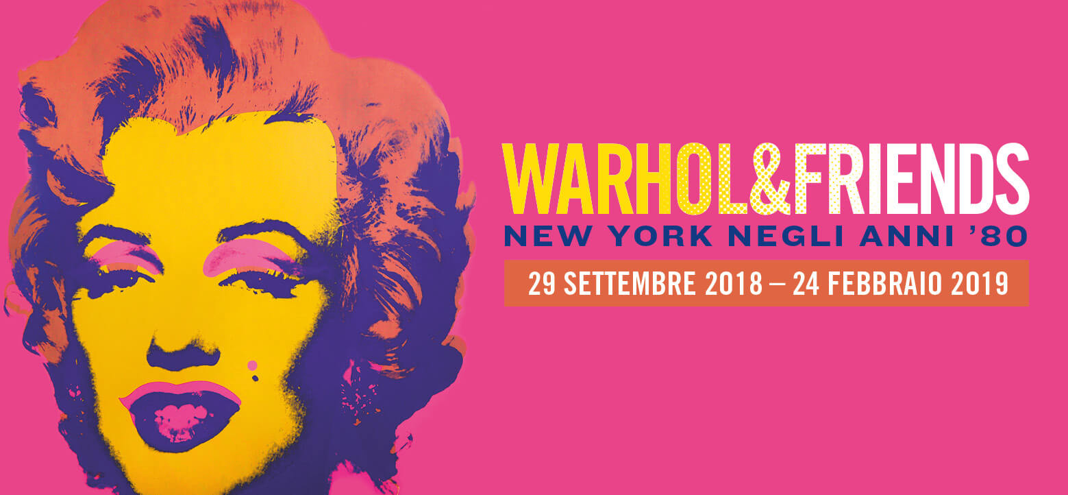 ANDY WARHOL : IN AUTUNNO 224 OPERE IN MOSTRA