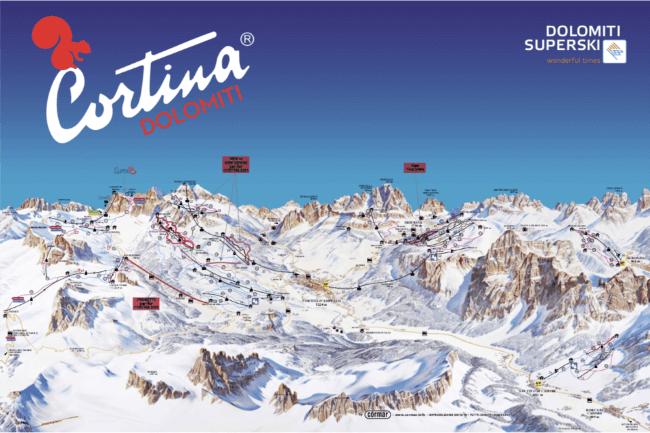 Cortina mette in cantiere il futuro:da dicembre le prime emozioni iridate