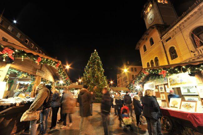 Giardini di Natale ad Asiago: tutti i doni dell'inverno