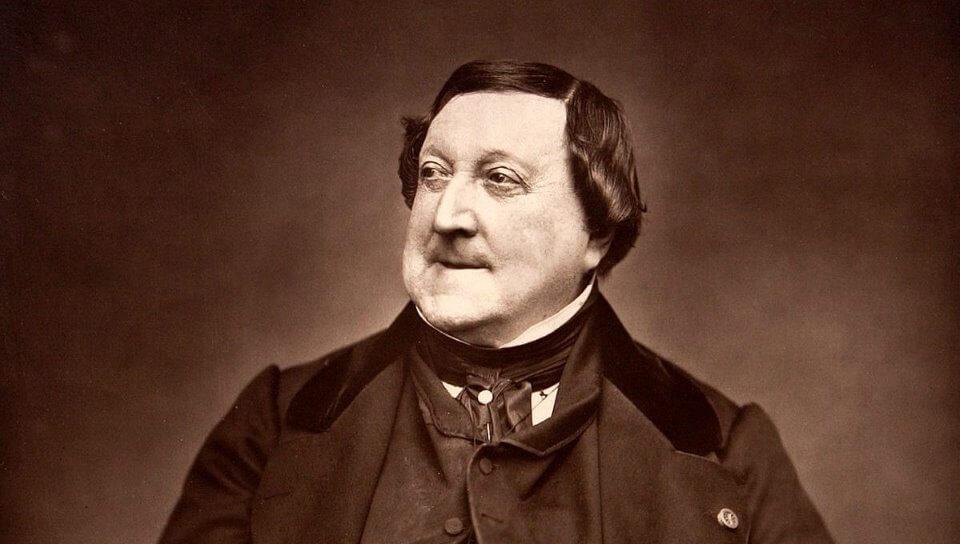 150° Rossini  Pesaro, Parigi, Firenze: tre città per un genio