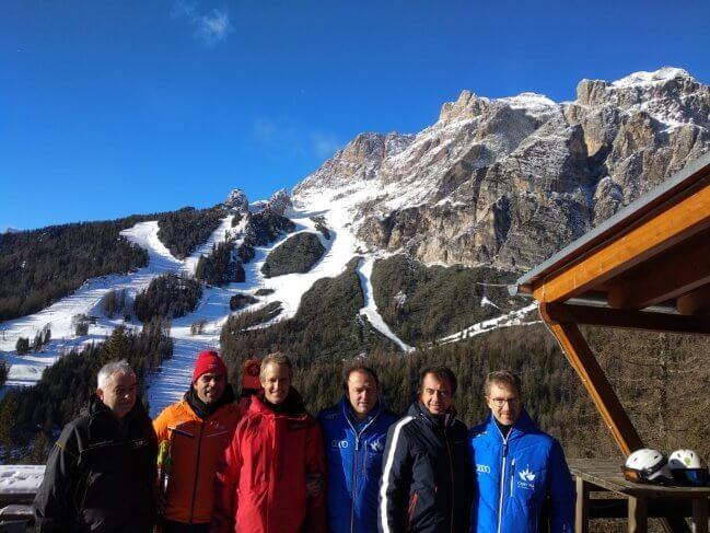 A Cortina un fine settimana a tutto sport: una vetrina per i Mondiali di Sci 2021