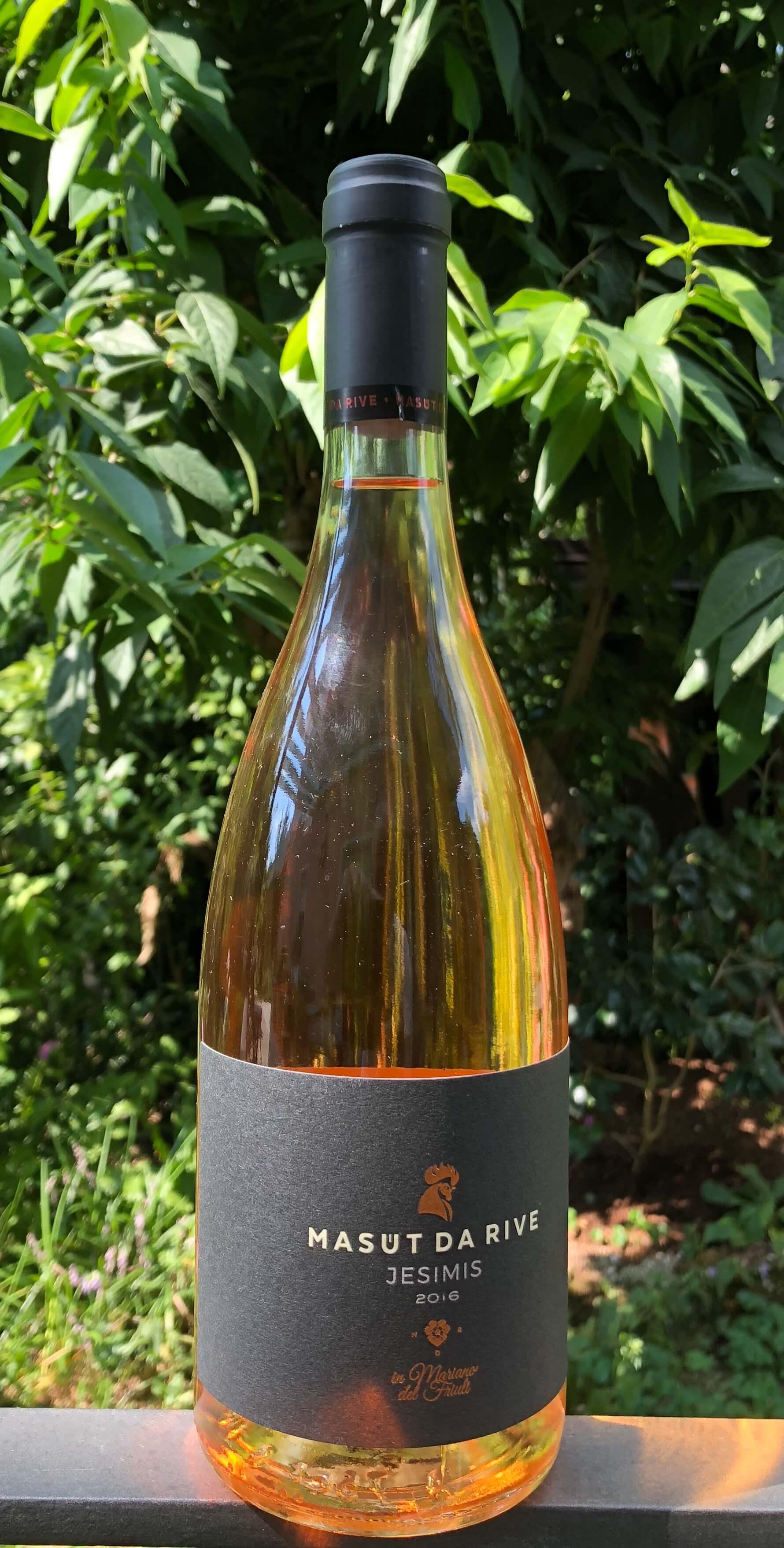 Masùt da Rive Pinot GRIGIO Jesimis, ph fabbro, 2018