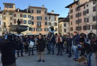 Sabato 26 gennaio i riflettori di Sereno Variabile Rai2 si accendono su Udine