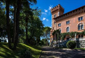 """Domenica 19 maggio """"Giardini Aperti"""" al Castello di Spessa a Capriva del Friuli (Go)"""