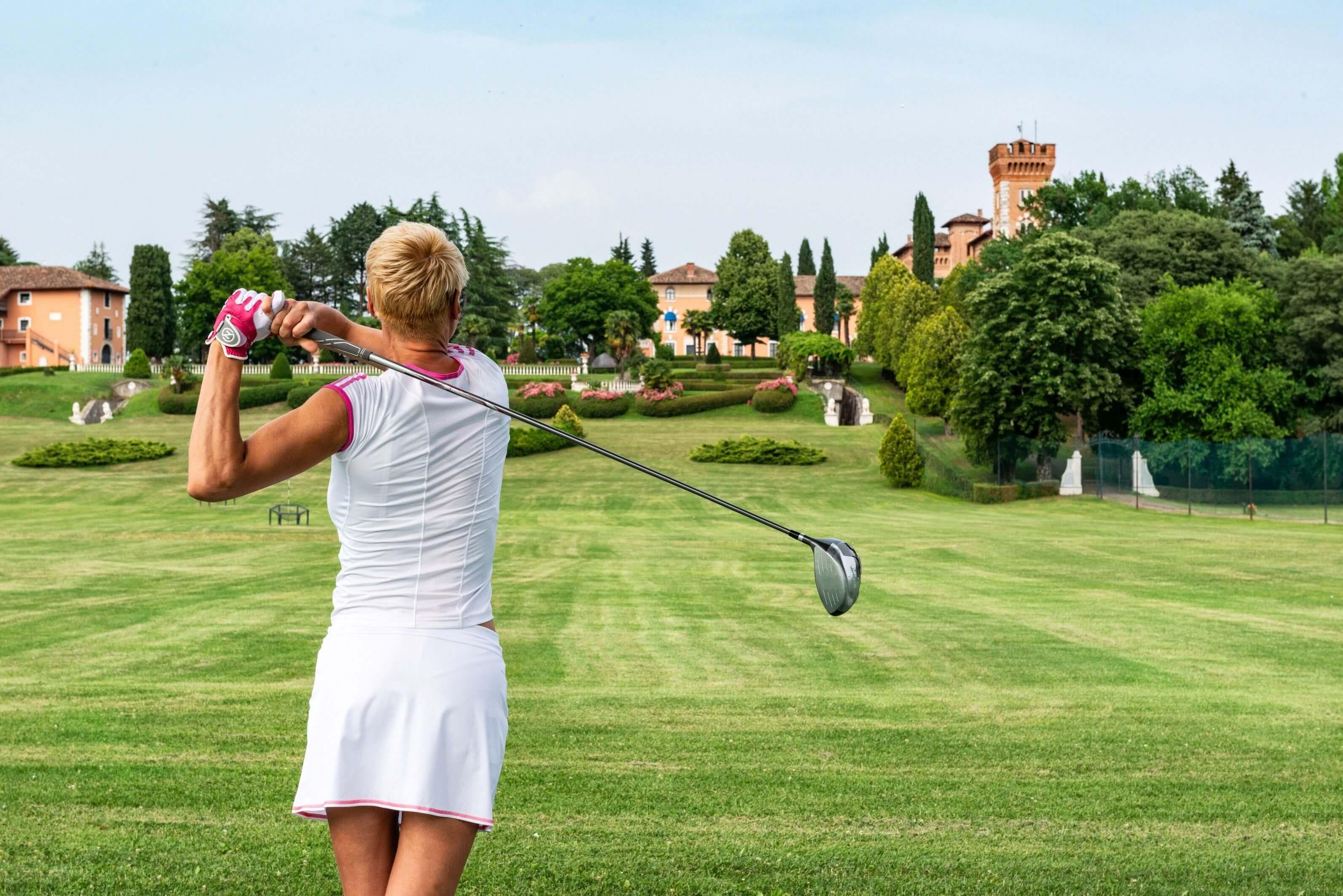 Corsi primaverili per neofiti e per le donne al Golf & Country Club Castello di Spessa di Capriva del Friuli (Go)
