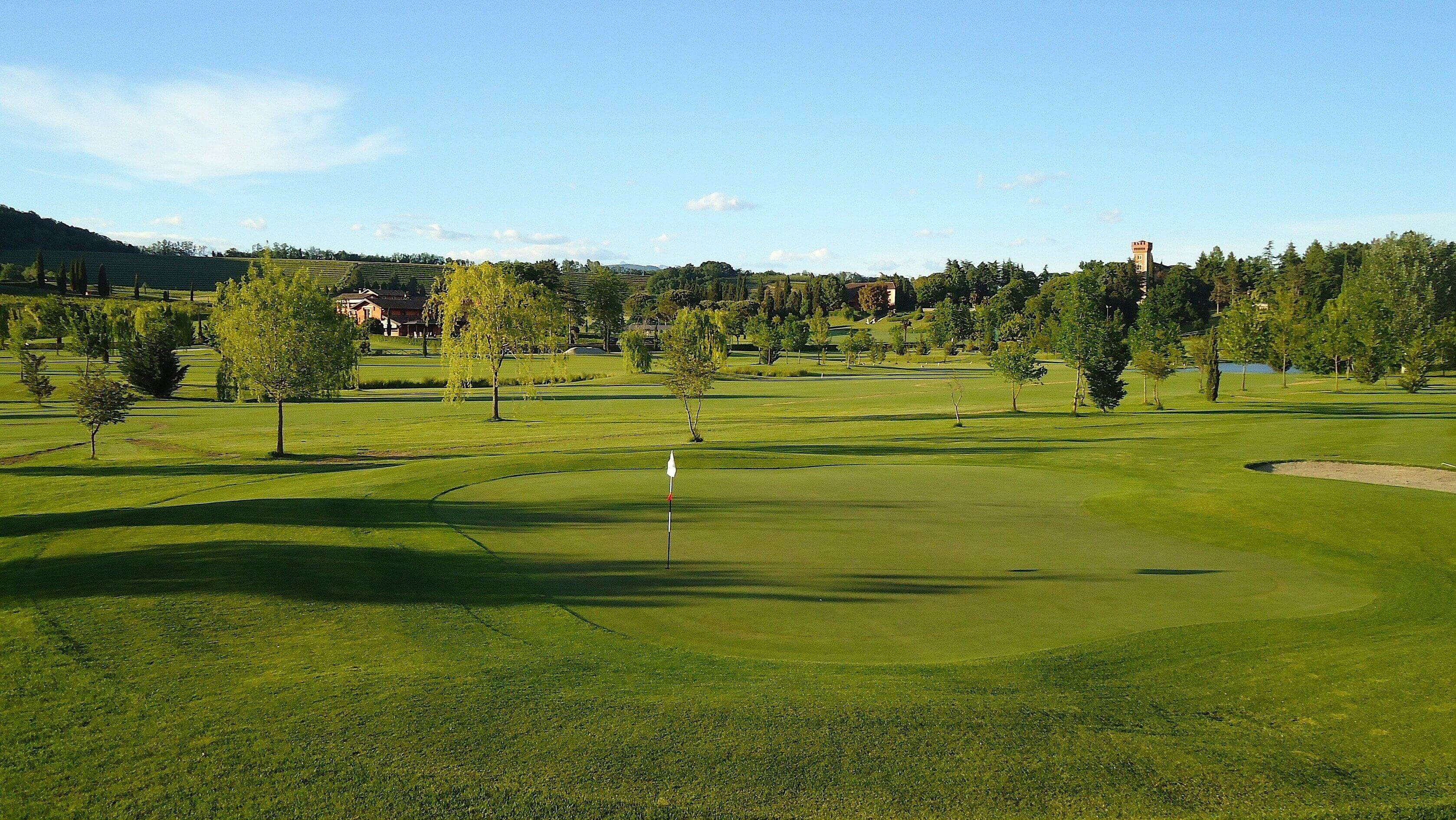3 Golf & Country Club Castello di Spessa