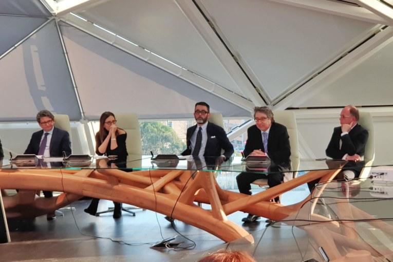 Il Porto franco di Trieste si presenta ai produttori vinicoli regionali