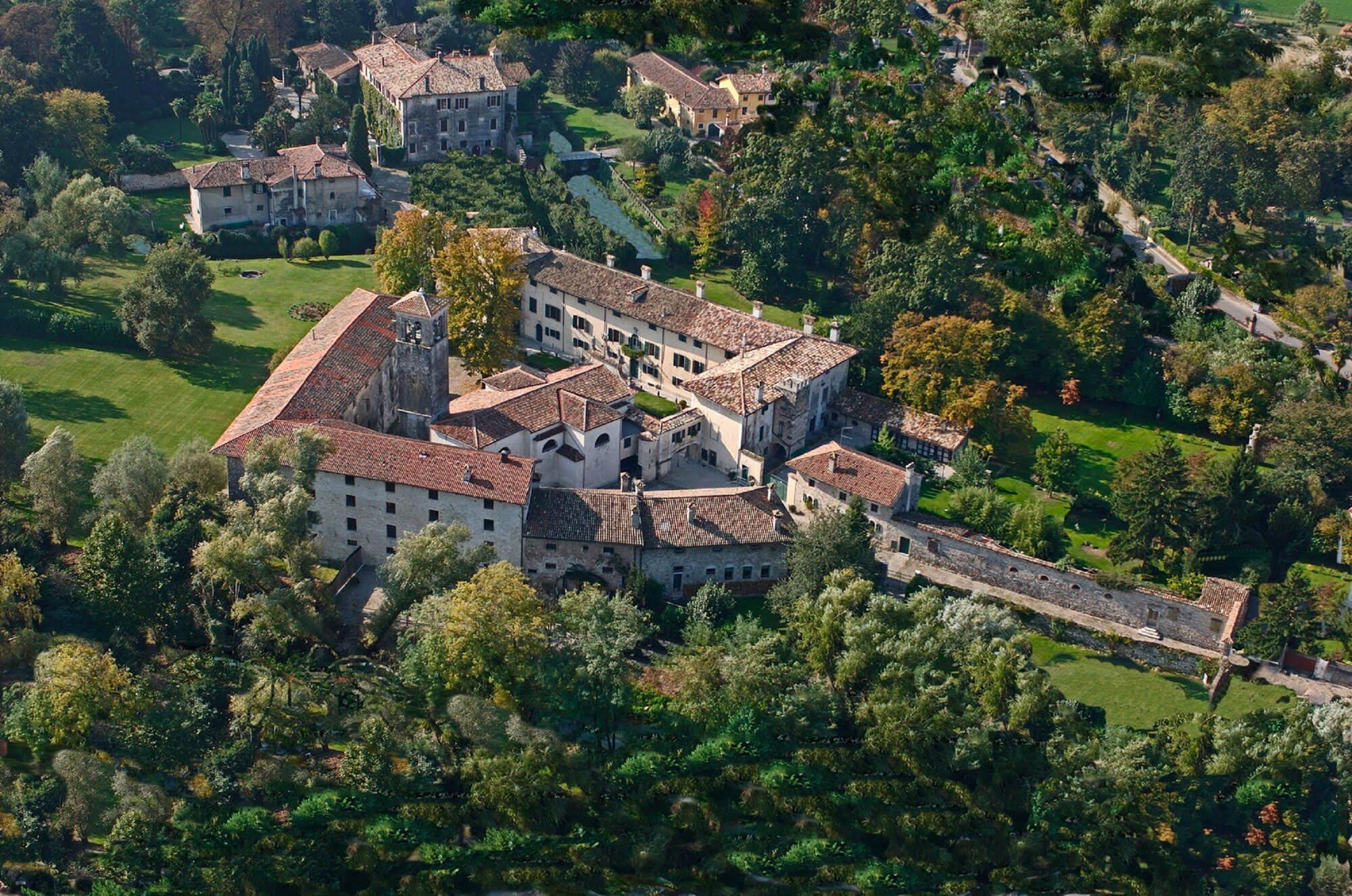 """Il 13 e 14 aprile 2019 torna ai Castelli di Strassoldo (Ud)  """"In Primavera: Fiori, Acque e Castelli"""""""