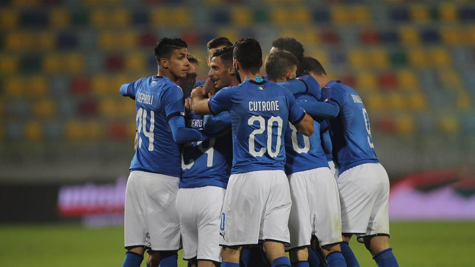 La UEFA Championship Under 21 in Friuli Venezia Giulia