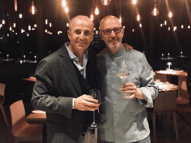 """Due anni de La Filiale: atCarmen e Franco Pepe festeggiano con l'AnaNascosta, """"Piatto dell'anno"""" secondo Identità Golose 2019"""