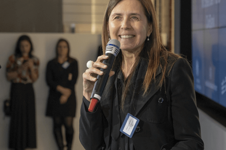 CIVIBANK: MICHELA DEL PIERO RIELETTA PRESIDENTE ALL'UNANIMITA'