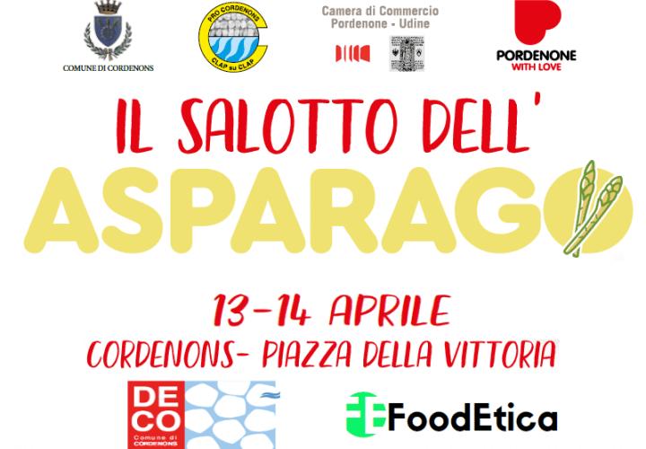 """FoodEtica al """"Salotto dell'Asparago"""" di Cordenons (PN)"""