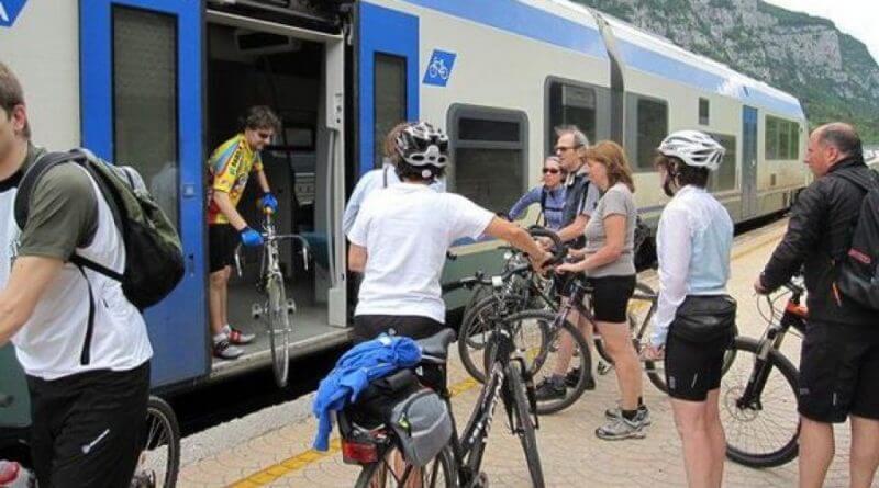 Parte la promozione bici+treno di PromoTurismoFVG e Trenitalia