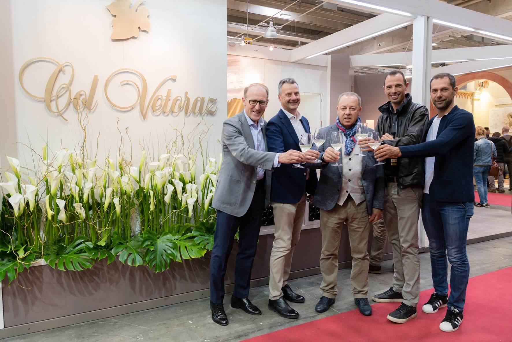 Col Vetoraz saluta Vinitaly 2019
