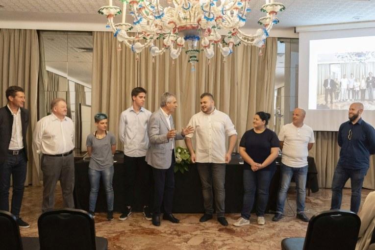 Gabriel Rossi dell'Istituto Linussio di Tolmezzo  è il vincitore della sesta edizione del Premio Silvia Lunelli 2019