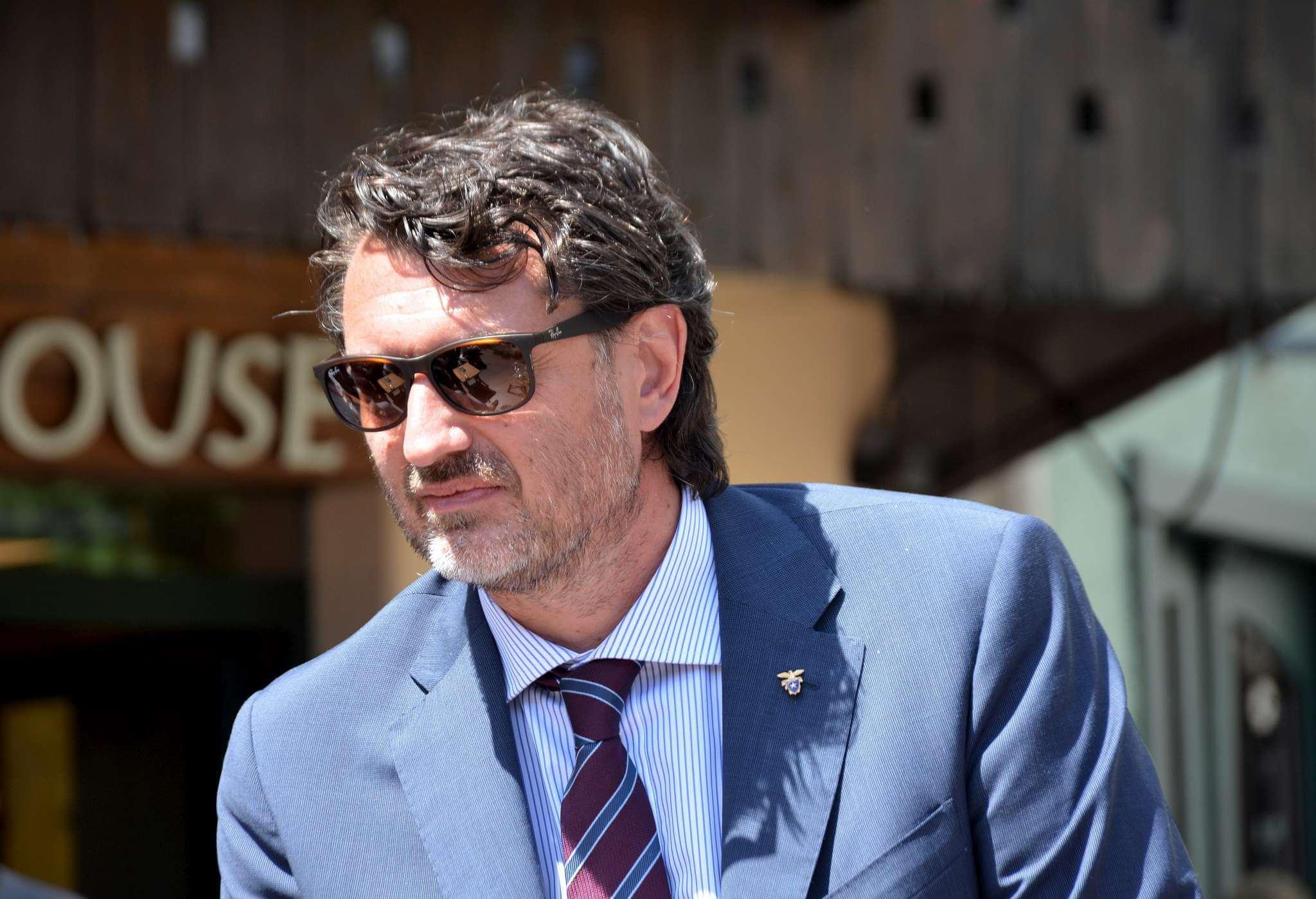 Antonio Montani, Vicepresidente CAI