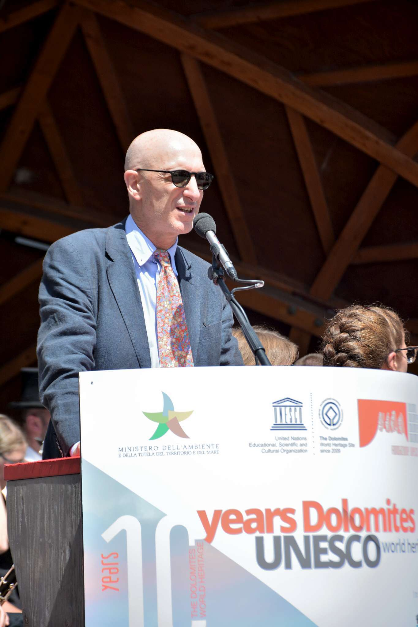 Enrico Vicenti, Segretario Generale Commissione Nazionale Italiana UNESCO