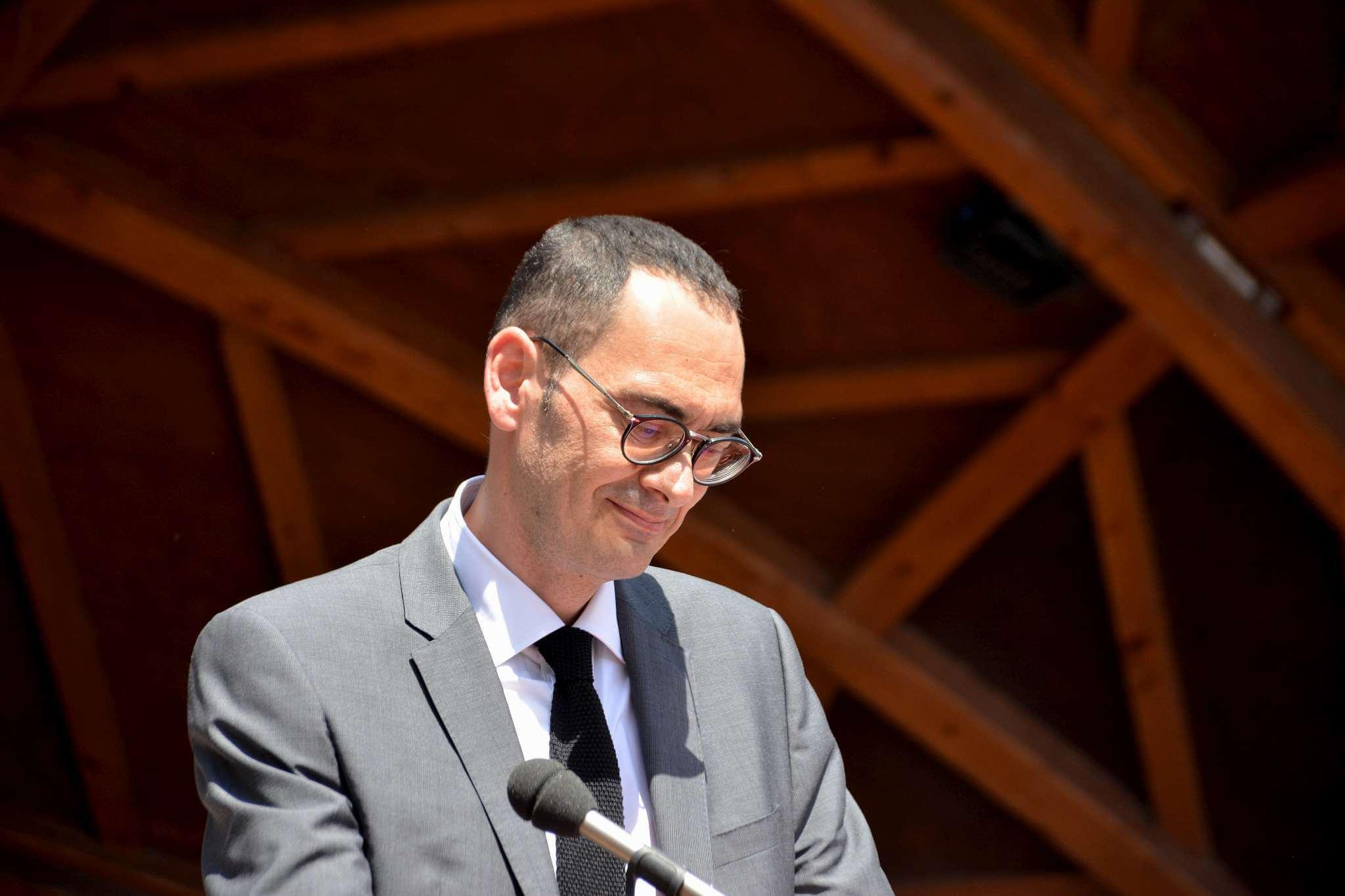 Matteo Rosati-UNESCO-Ufficio Europeo-Sede Venezia