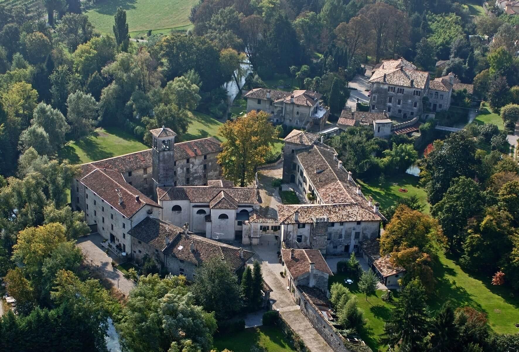 """""""In Autunno: Frutti, Acque e Castelli"""" (XXI edizione)  19 e 20 ottobre 2019 ai Castelli di Strassoldo in FriuliVG"""