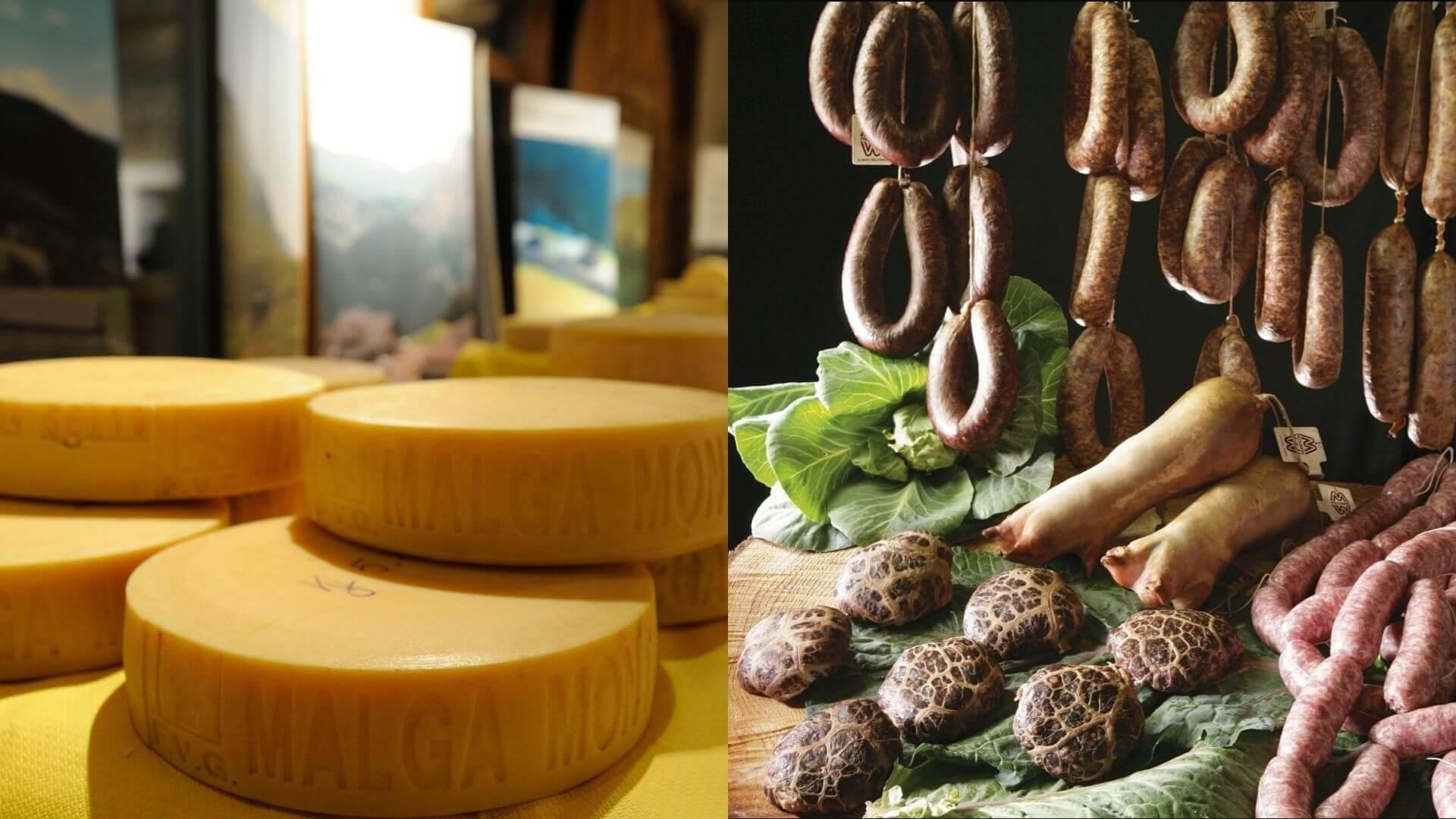 1 dicembre 2019 a Sutrio Fums, profums, salums & Formandi – Sapori e formaggi di montagna