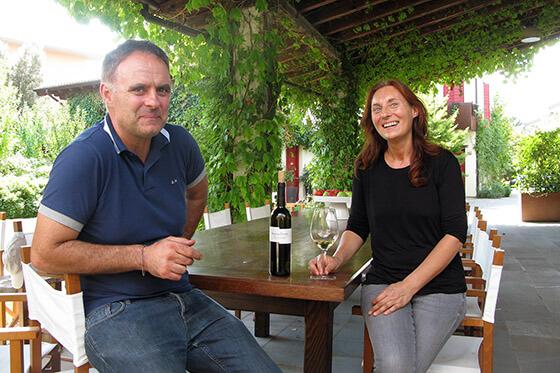 Mauro e Alessandra Mauri