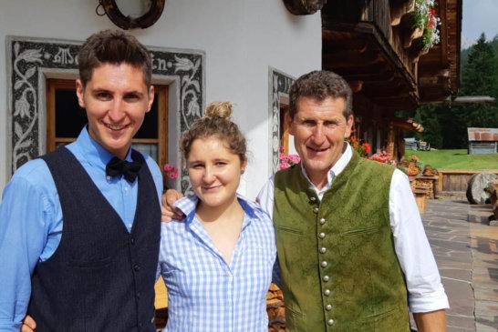 Award_2020 Miglior ristorante di Montagna Baita Mondschein Fam Kratter