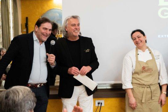 Gabriella Cottali Devetak - Zeno Roma di ConiglioNaura e Maurizio Potocnik