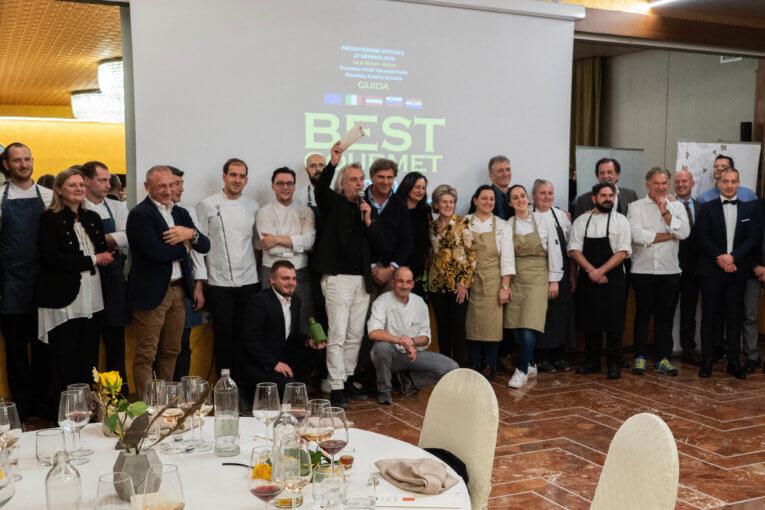 BEST GOURMET 2020: L'ALPE ADRIA IL GRANDE TRAINO PER L'EUROPA. PIZZA GOURMET AVANTI TUTTA. IN FRIULI VENEZIA GIULIA 5 AWARDS