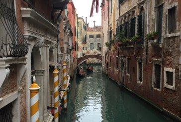 la Dama Stanca - Venezia al tempo del Coronavirus