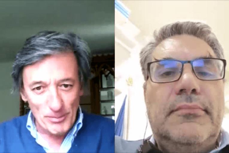Intervista a Marcello Milani Presidente Ordine dei Farmacisti e Federfarma Trieste.   Le mascherine chirurgiche a prezzo calmierato. A cura di Nicolò Gambarotto