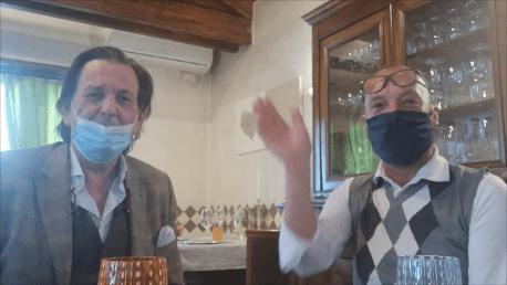 Intervista a Ivan Uanetto Ristorante Da Nando – Mortegliano. A cura di Roberto Pedi