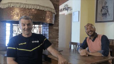 Intervista a Stefano Buttazzoni Chef Titolare Antica Osteria Grappolo D'Oro, Arba – Pn. A cura di Roberto Pedi