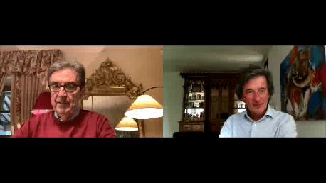 Intervista a Riccardo Cotarella Presidente Associazione Enologi ed Enotecnici Italiani. A cura di Nicolò Gambarotto