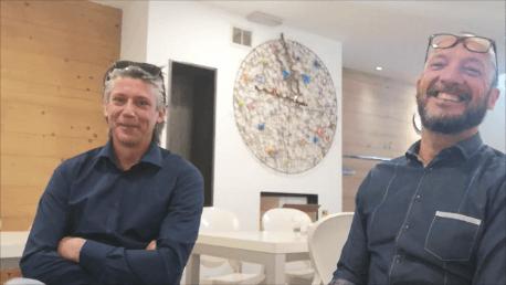 Intervista a Giorgio Spagnolo Titolare e Chef Ristorante Corte dei Sapori, Tolmezzo. A cura di Roberto Pedi