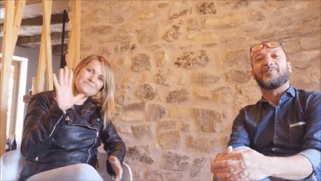 Intervista a Gloria Clama – Masterchef – Ristorante Indinio', Raveo – Ud. A cura di Roberto Pedi