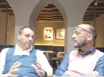 Intervista a Massimiliano Sabinot Chef e Titolare Ristorante Vitello D'Oro – Udine. A cura di Roberto Pedi