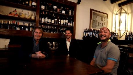 Intervista a Roberto e Matteo Romano Titolare e Restaurant Manager Rist. La Tavernetta, Udine. A cura di Roberto Pedi