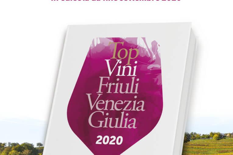 CONFERENZA STAMPA DI PRESENTAZIONE TOP VINI FRIULI VENEZIA GIULIA 2020  Villa Nachini, Corno di Rosazzo 23 luglio 2020