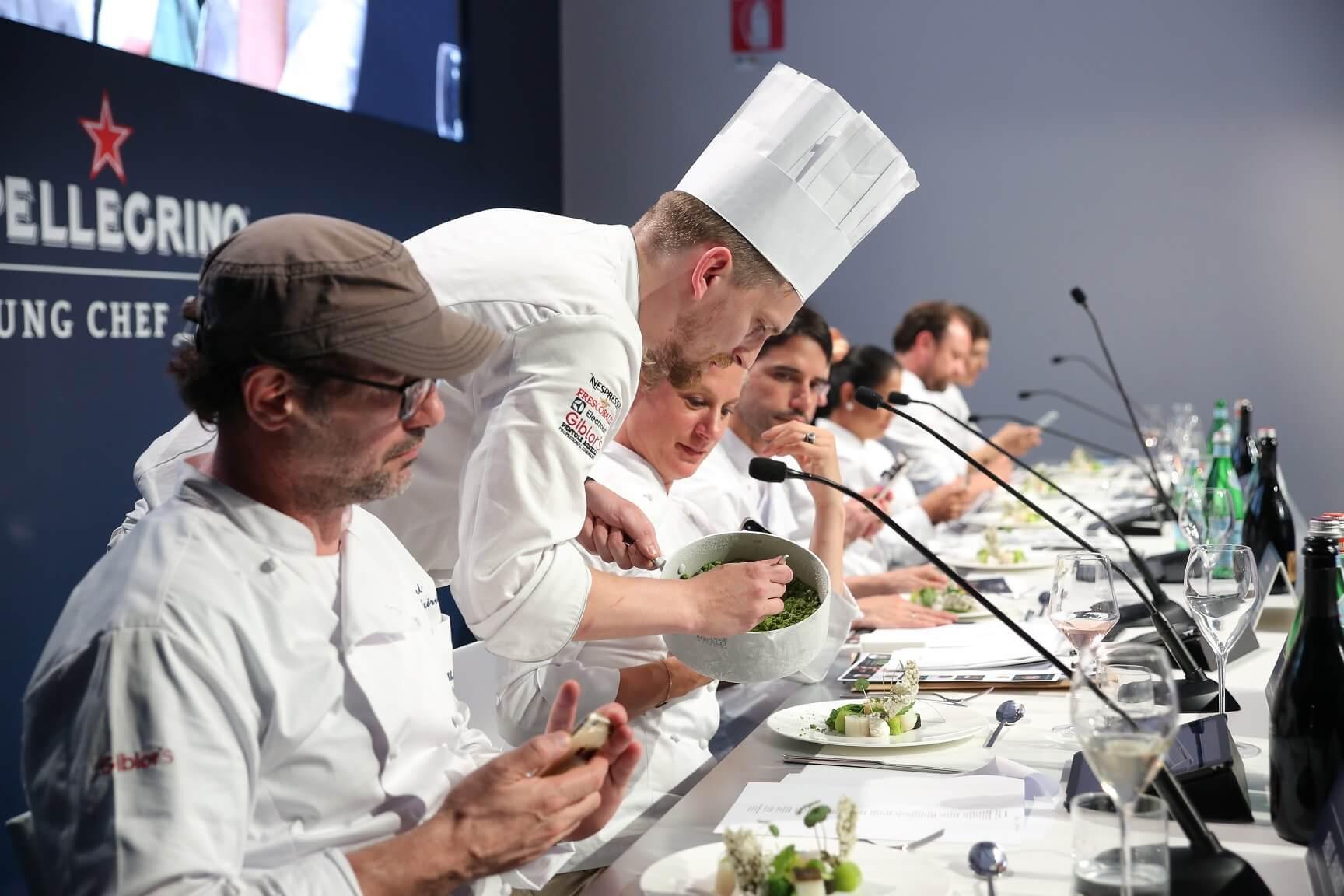 S.Pellegrino annuncia il lancio della Young Chef Academy