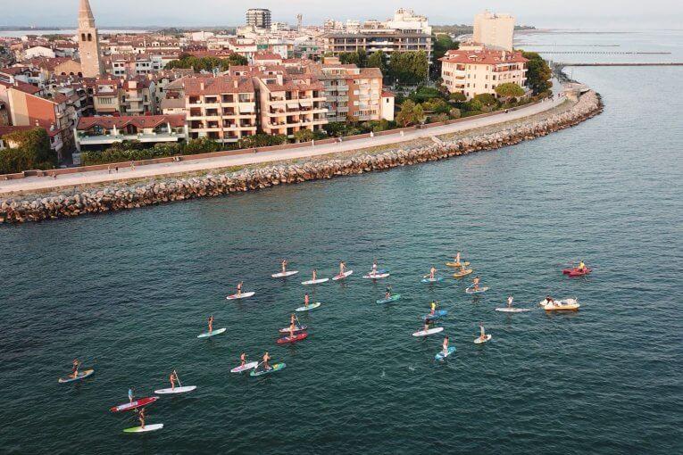 Grado: un'isola, tanti sport per l'estate 2021