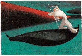 Guardando l'Inferno. Le illustrazioni originali di Lorenzo Mattotti in mostra a Morgex in Valle d'Aosta