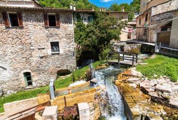 """In Umbria, il18 luglio, una passeggiata alla scoperta del """"Borgo delle acque"""