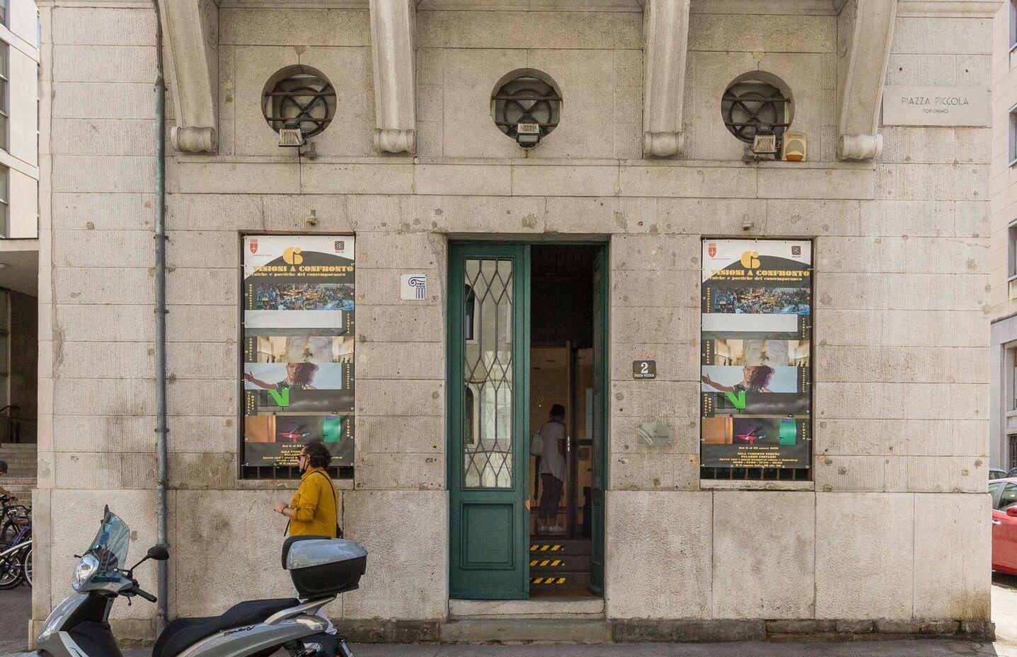 """""""SEI VISIONI A CONFRONTO"""" ALLA SALA VERUDA DI TRIESTE"""